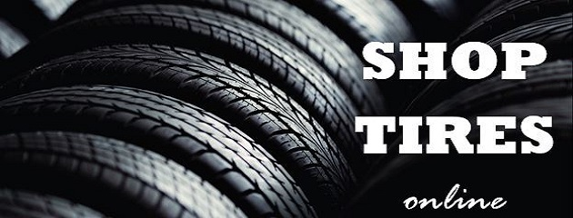 Shop for Tires Online!